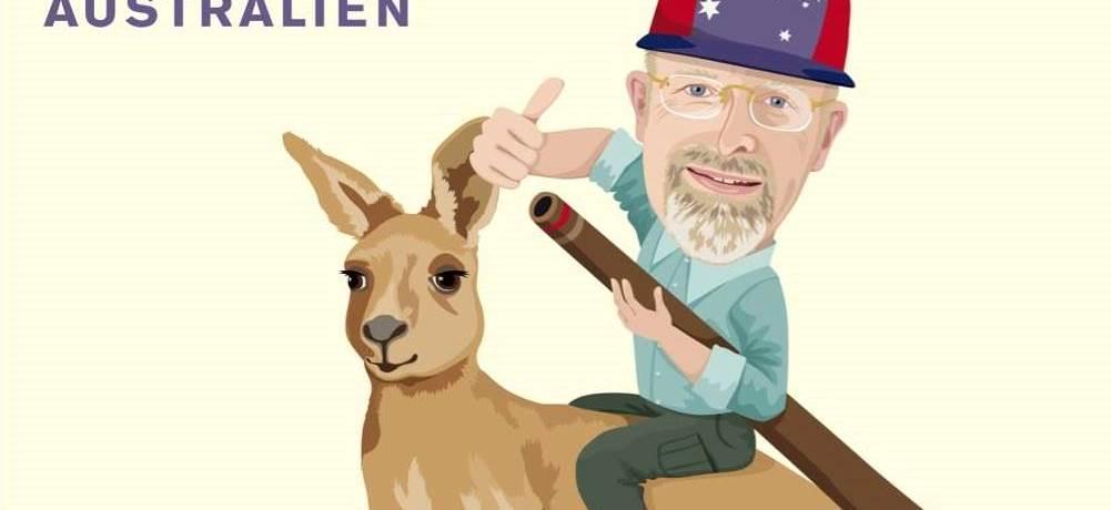 """Urs Wälterlin """"Weit weg im Outback"""""""