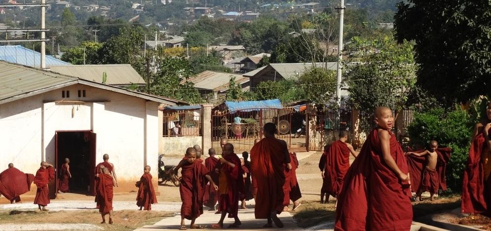 Lashio, Burma