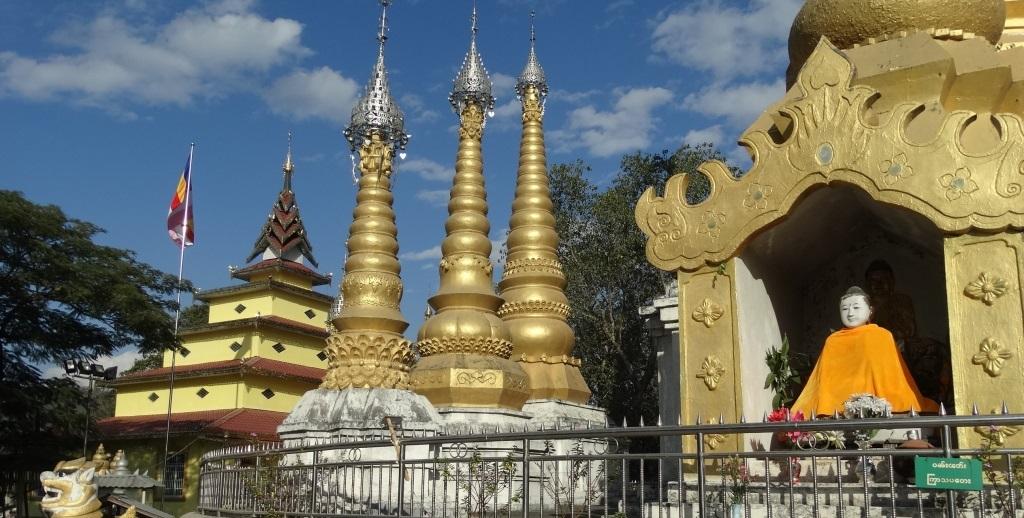 Pagoden, Burma