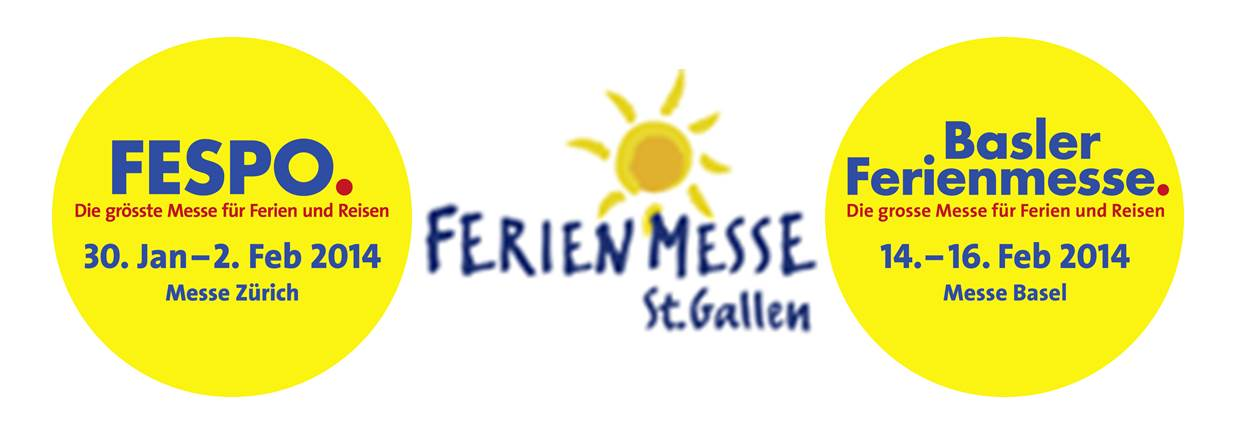 Ferienmessen 2014