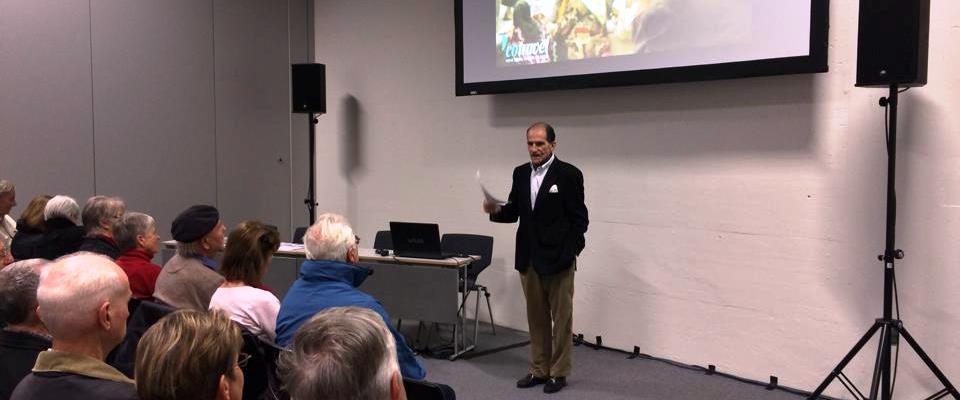 Peter Achten cotravel Vortrag Basler Ferienmesse
