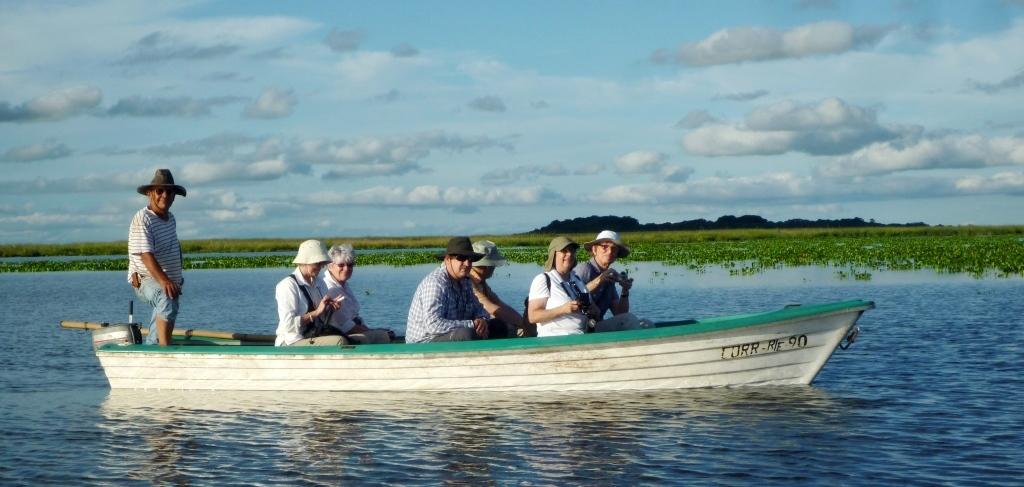 Esteros del Ibera, Argentinien