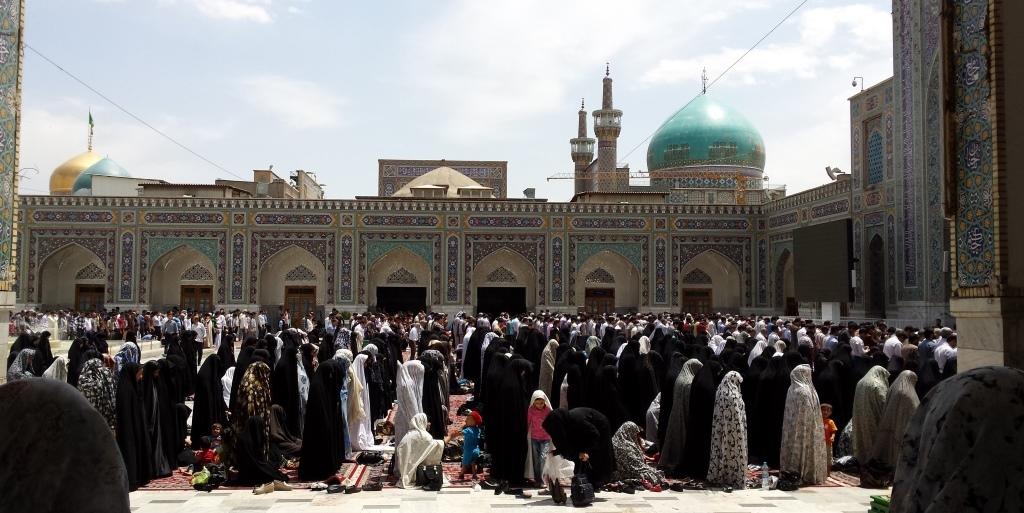 cotravel CHARISMA Iran_Imam Reza-Distrikt Mashad