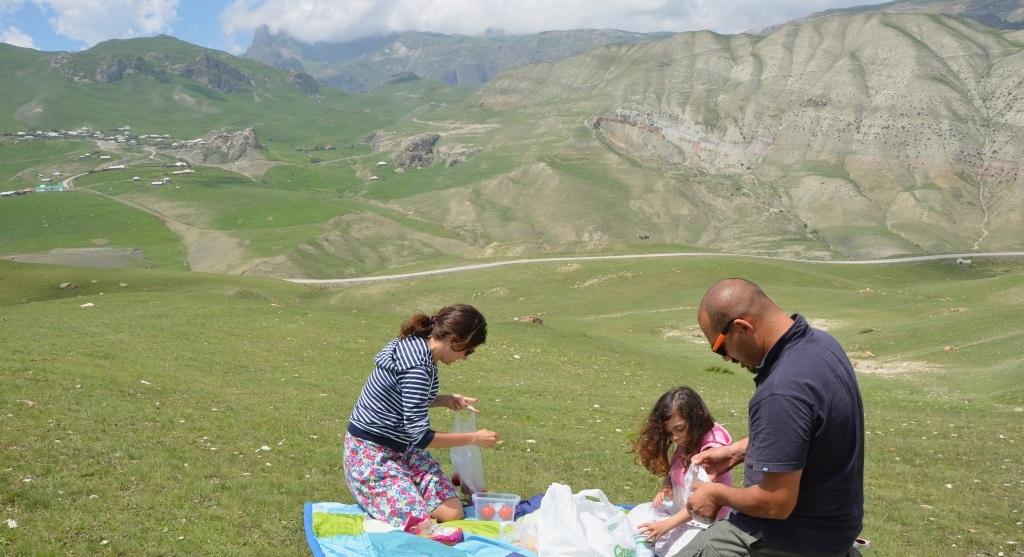 cotravel Aserbaidschan & Georgien mit Heidi Tagliavini_Kaukasus