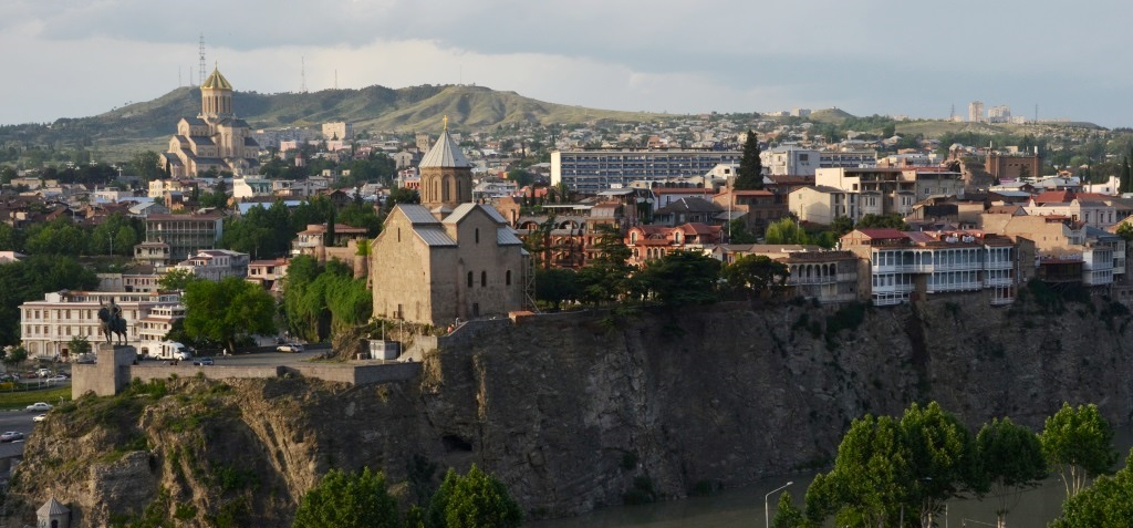 cotravel Aserbaidschan & Georgien mit Heidi Tagliavini_Tiflis