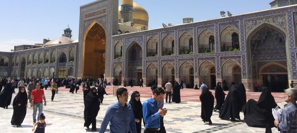 cotravel Reise Iran_Blog Michael Wrase_Imam Reza Mashad