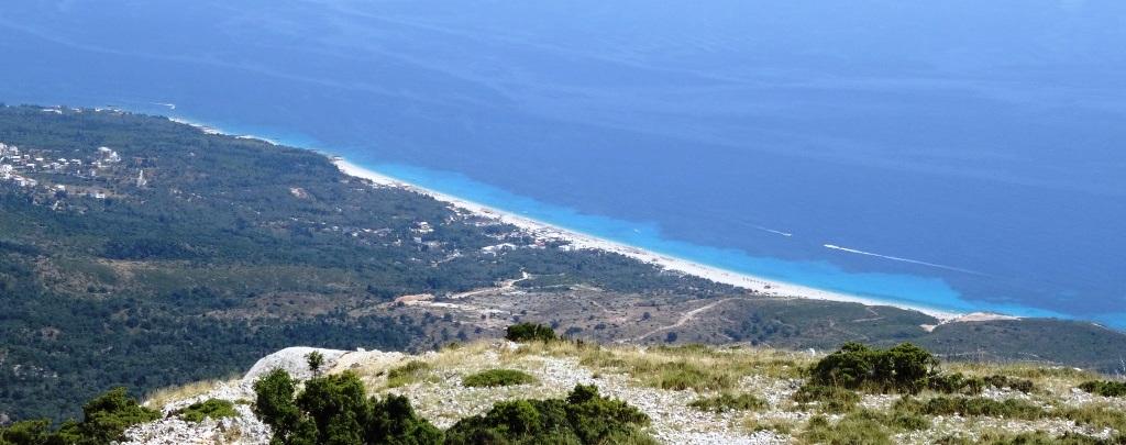 Tagblatt cotravel Reise_Albanien_Riviera Strand Meer