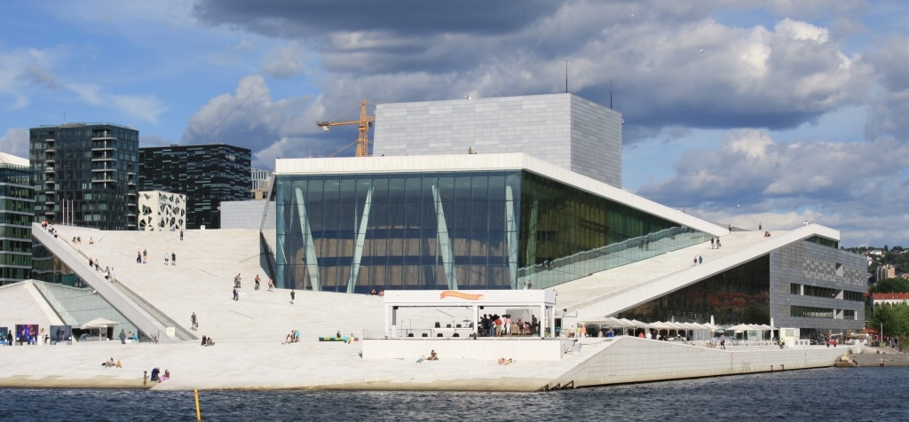 cotravel Reise Hurtigruten Spitzbergen_Felix Blumer_Oper Oslo