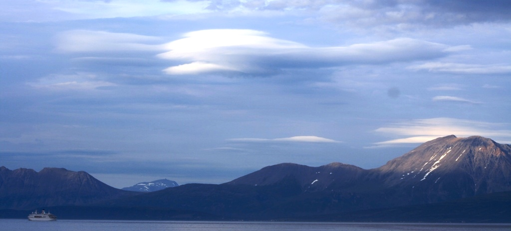 cotravel Reise Hurtigruten Spitzbergen_Felix Blumer_Tromsö