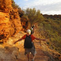 cotravel UNTERWEGS_Australien Oktober 2014_Kings Canyon