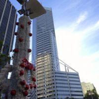 cotravel UNTERWEGS_Australien Oktober 2014_Perth Weihnachtsdeko