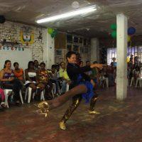 cotravel CHARISMA Panama & Kolumbien mit Ulrich Achermann_Salsa-Schule im Armenviertel Agua Blanca, Cali