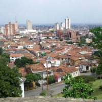 cotravel CHARISMA Panama & Kolumbien mit Ulrich Achermann_Sicht auf Cali