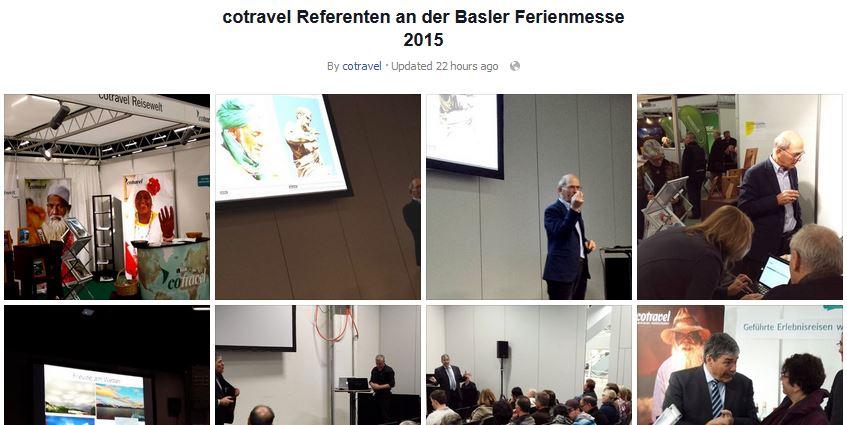 cotravel Ferienmesse Basel 2015_Felix Blumer_Erwin Koller_Walter Eggenberger Fotoalbum