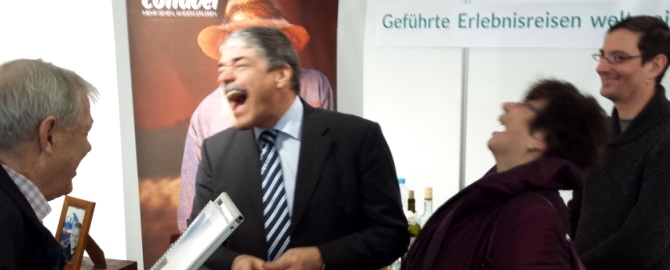 cotravel Ferienmesse Basel 2015_Felix Blumer_Erwin Koller_Walter Eggenberger