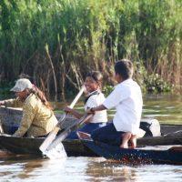 cotravel Reise Laos & Kambodscha Silvester 2014 mit Kurt Aeschbacher_Boote
