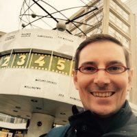 cotravel BERICHT_ITB Berlin 2015_Weltzeituhr