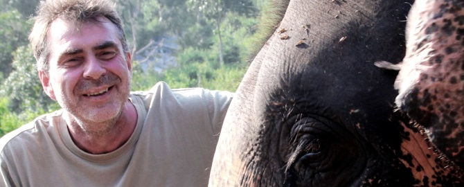 cotravel NEWS_Elefanten-Experte Bodo Förster