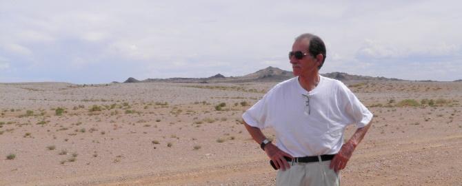Peter Achten Mongolei 2015 cotravel Reise