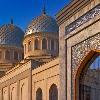 cotravel Blog ARTIKEL_Usbekistans Nationalheld von Michael Wrase_Moschee in Taschkent
