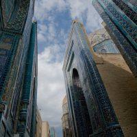 cotravel Blog ARTIKEL_Usbekistans Nationalheld von Michael Wrase_Shahi-Zinda Necropolis, Samarkand