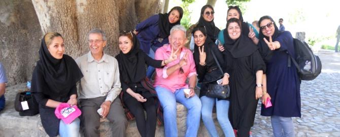 UNTERWEGS: Reise in den Iran 2015 mit Michael Wrase - cotravel Blog II