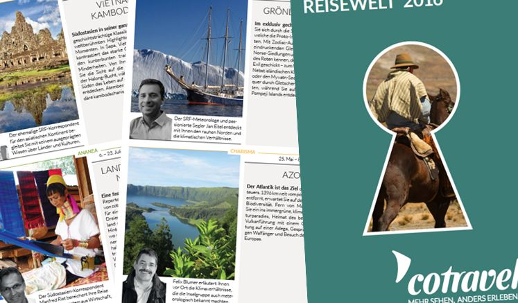 cotravel NEWS: Reise-Vorschauen 2016 online