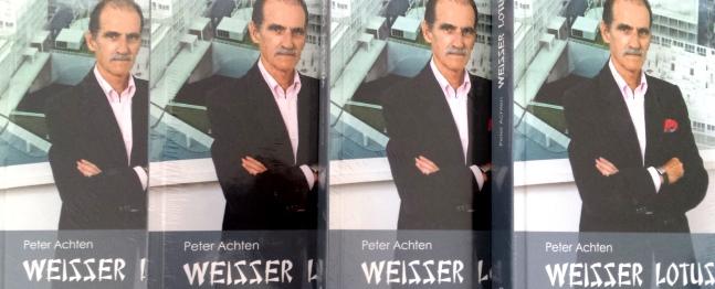 cotravel MITMACHEN_Buch-Verlosung Weisser Lotus_Peter Achten