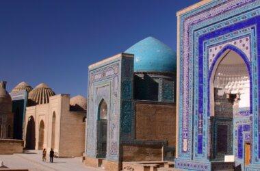 Studienreise-Samarkand-Usbekistan