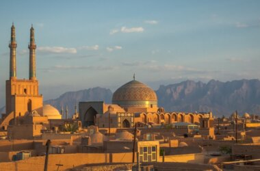 Studienreise-Yazd-Iran