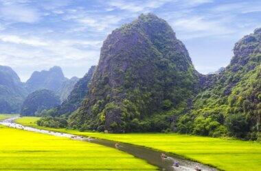 Studienreise-Ninh Binh-Vietnam