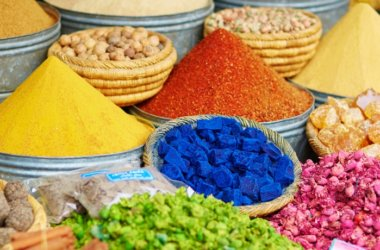 Studienreise-Marokko-gewürze