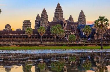 Studienreise-Angkor Wat-Kambodscha