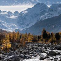 Studienreise-Schweiz Glarus Engadin-Engadin Herbst