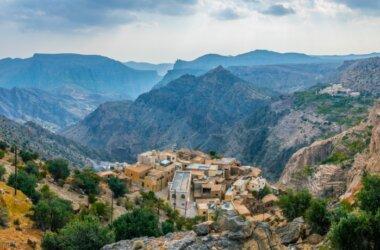 Studienreise-Jebel Akhdar-Oman