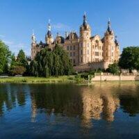 Studienreise-Schloss Schwerin-Deutschland