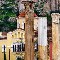 Studienreise-Griechenland-Athen-Säulen