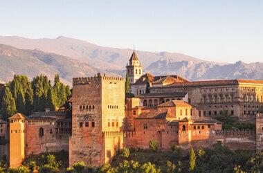 Studienreise-Alhambra de Granada-Spanien