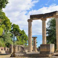 Studienreise-Griechenland-Denkmal